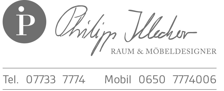 Phillip Illecker Raum & Möbeldesign